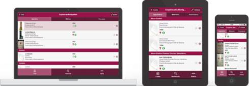 Facilitez la gestion de votre inventaire de cave à vin grâce à notre logiciel de gestion de cave. Consultez et suivez votre livre de cave en ligne à tout moment, sans le moindre effort !