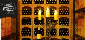 Stocker son vin a Paris